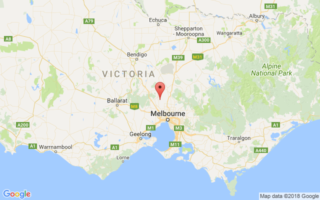 Westpac Bank VIC Map